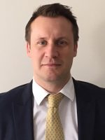 Robbie Devlin - Area Sales Manager - Ireland, HID Global
